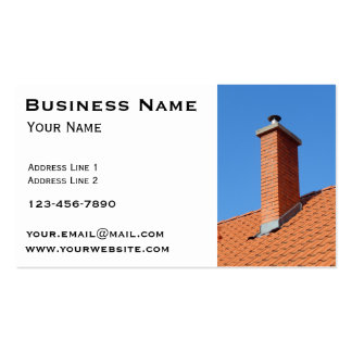 chimney Double-Sided standard business cards (Pack of 100)