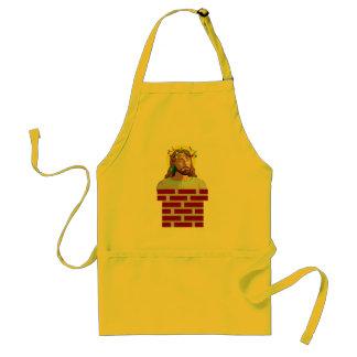 Chimney Jesus Aprons