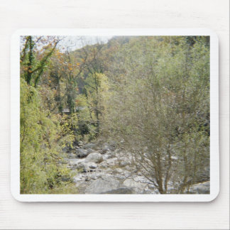 Chimney Rock creek Mouse Pad