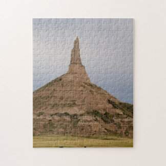 Chimney Rock Jigsaw Puzzle