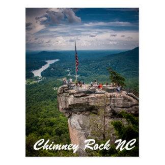 Chimney Rock NC Postcard