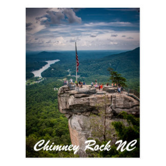 Chimney Rock NC Postcards