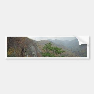 Chimney Rock, North Carolina Bumper Stickers