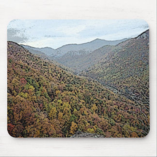 Chimney Rock, North Carolina Mouse Pad