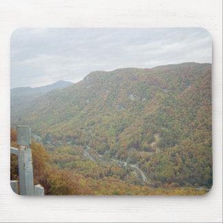 Chimney Rock, North Carolina Mousepads