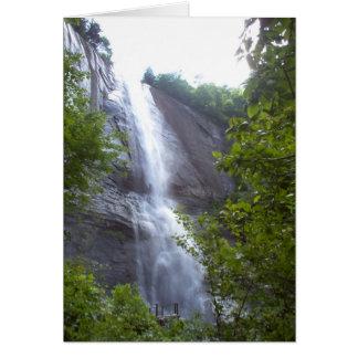 chimney rock state park card
