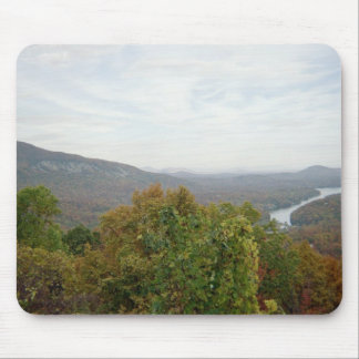 Chimney Rock valley Mouse Pad