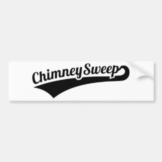 Chimney sweep bumper sticker