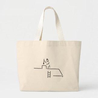 chimney sweep chimney-sweep large tote bag