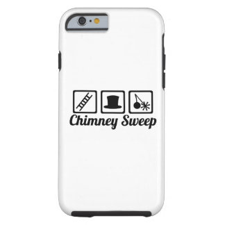 Chimney sweep tough iPhone 6 case
