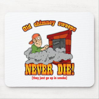 Chimney Sweeps Mouse Pad