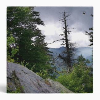 chimney Top Trail at The Great Smoky Mountains Binder