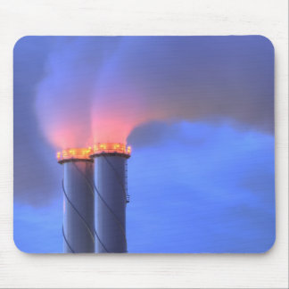 Chimney Twins Mouse Pad
