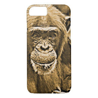 Chimp 216 iPhone 7 case