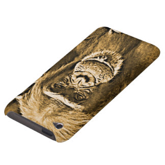 Chimp 216 iPod touch case