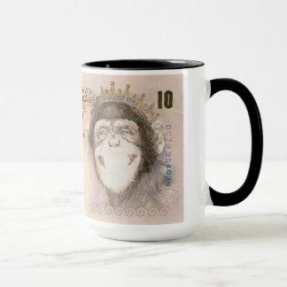 Chimp Banknote Mug