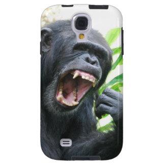 Chimp Galaxy S4 Case