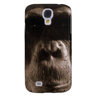Chimp Galaxy S4 Covers