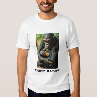 CHIMP DADDY TEE SHIRT