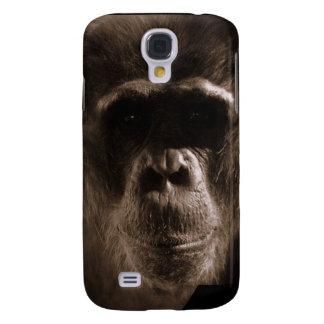 Chimp iPhone 3G Case Galaxy S4 Cases