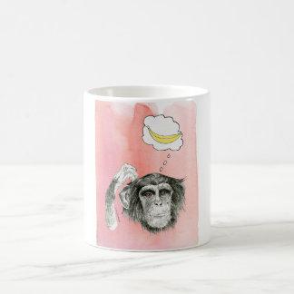 Chimp Logic Coffee Mug