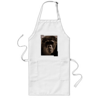 Chimp Long Apron