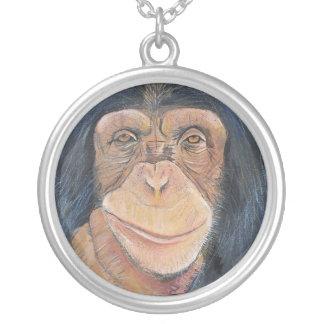 Chimp necklace
