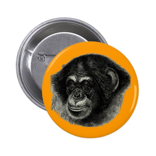 Chimp plain button