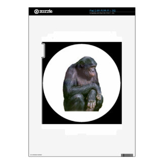 """Chimp"" Skin For The iPad 2"