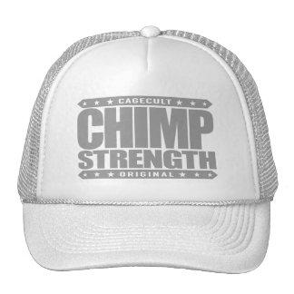 CHIMP STRENGTH - Savage Brazilian Jiu-Jitsu Choker Trucker Hat