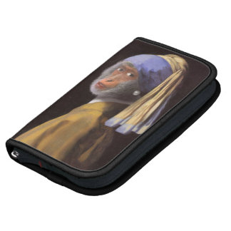 Chimp With The Pearl Earring Planners