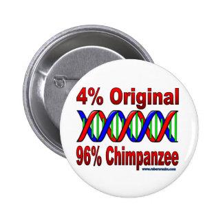 chimpancé del 96% pin
