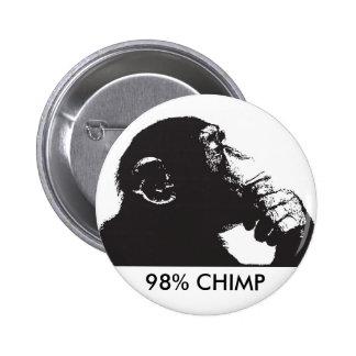 CHIMPANCÉ del 98% Pins