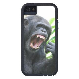 Chimpancé iPhone 5 Case-Mate Fundas