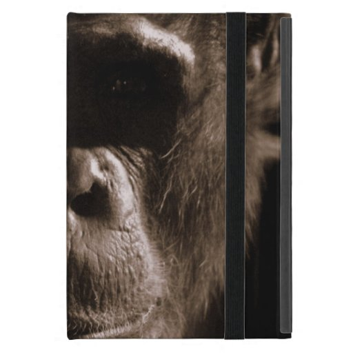 Chimpancé iPad Mini Carcasas