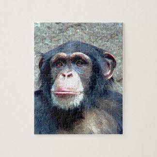 Chimpancé Rompecabeza