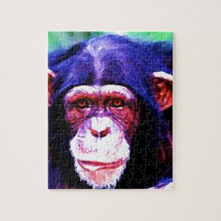 Chimpancé Puzzle