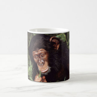 Chimpansee Coffee Mug