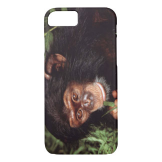 Chimpansee iPhone 7 Case