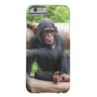 Chimpanzee20150903 Barely There iPhone 6 Case