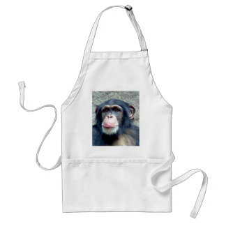 Chimpanzee Adult Apron