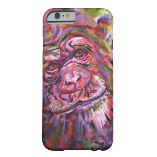 Chimpanzee Barely There iPhone 6 Case