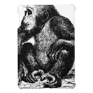 chimpanzee case for the iPad mini
