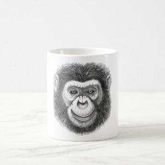 Chimpanzee Classic White Coffee Mug