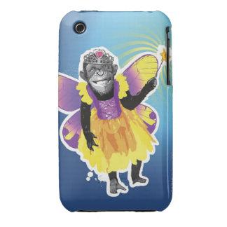Chimpanzee Fairy iPhone 3 Covers