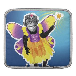 Chimpanzee Fairy iPad Sleeve