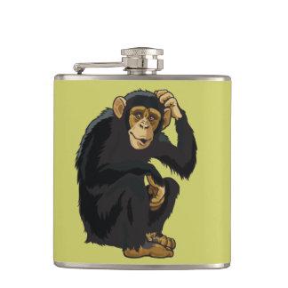 chimpanzee flasks