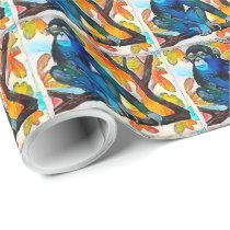 """Chimpanzee Glossy Wrapping Paper, 30"""" x 15' Wrapping Paper"""