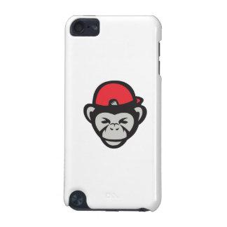 Chimpanzee Head Baseball Cap Retro iPod Touch 5G Cover