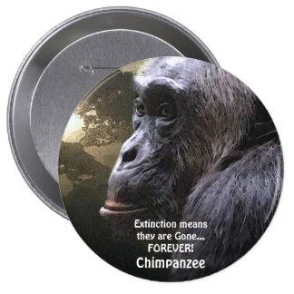 CHIMPANZEE III EXTINCTION Button